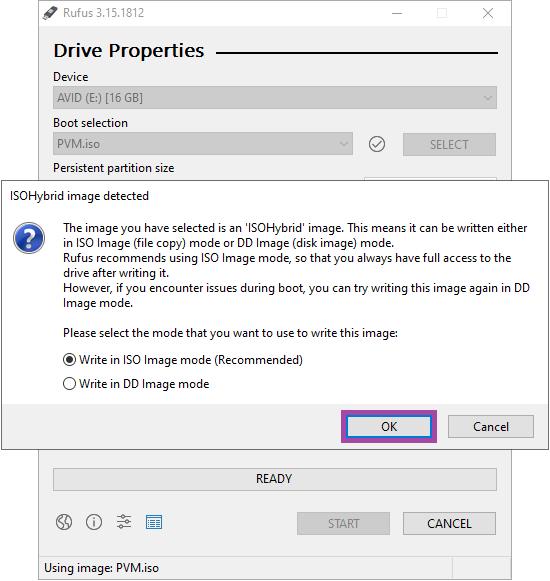 استفاده فلش علاوه بر بوت برای فضای ذخیرهسازی